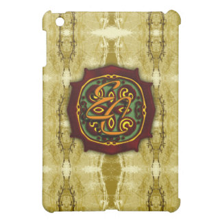 Stamped Paper Case For The iPad Mini