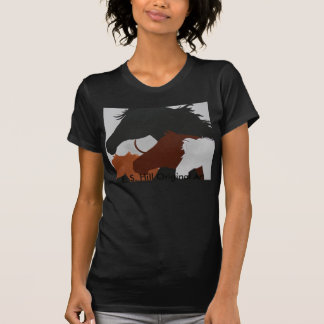 Stampede by E. S. Hill - Customized T-Shirt