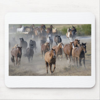 Stampede Mouse Pad