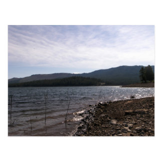 Stampede Reservoir Postcard