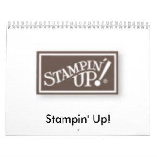Stampin' Up! Calender Calendar