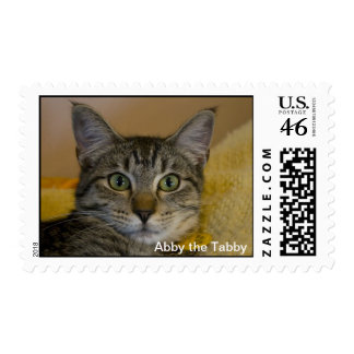 Stamps Abby Cat