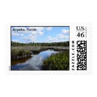 Stamps - Aripeka, Florida