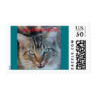 Stamps Cat Shelter
