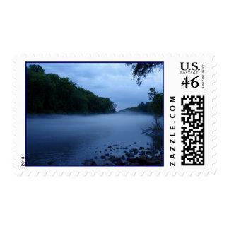 Stamps - Chattahoochee River Mist