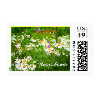Stamps Flower Power