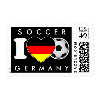 Stamps for Champs: Germany Soccer 2010