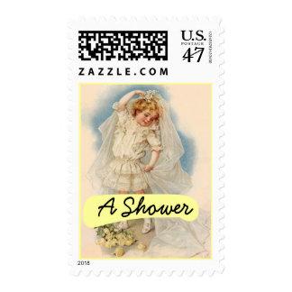 Stamps Host A Brides Bridal Shower Vintage Style