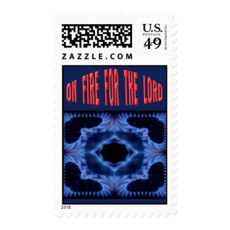 """STAMPS: """"On fire for The Lord"""" #2"""