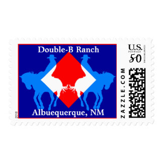 Stamps Personalize w/ Stock Farm or Ranch Name