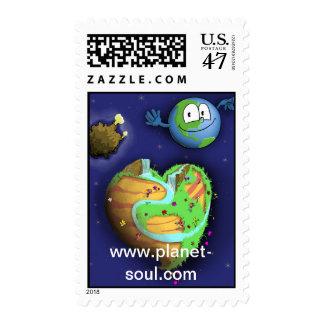 stamps Planet Soul CVR, www.planet-soul.com