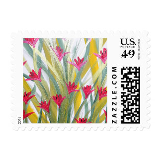 "Stamps - ""Red Bud"""
