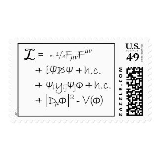 Stamps - The Standard Model