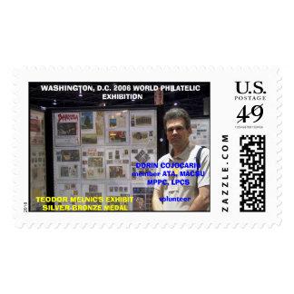 stamps, WASHINGTON, D.C. 2006 World Exhibition Postage