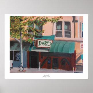 "Stan Levine's ""Duffy's Tavern"" Print"