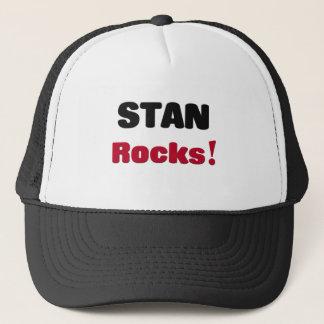Stan Rocks Trucker Hat