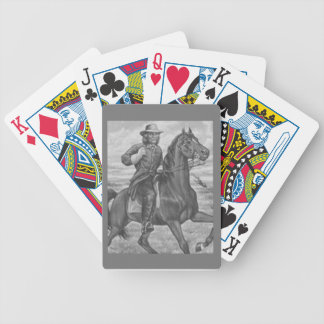 STAN WAITE BICYCLE PLAYING CARDS