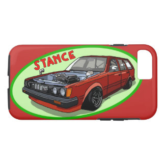 Stance Car iPhone 8/7 Case
