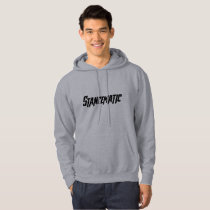 STANCEMATIC HOODIE GREY