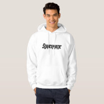 STANCEMATIC HOODIE WHITE