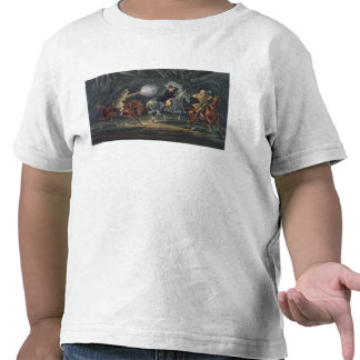 Stand and Deliver, aquatinted by E. Duncan Tshirts