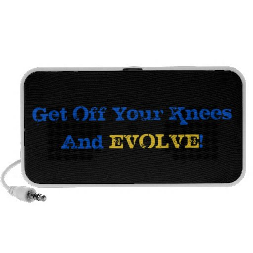 Stand And Evolve Laptop Speaker