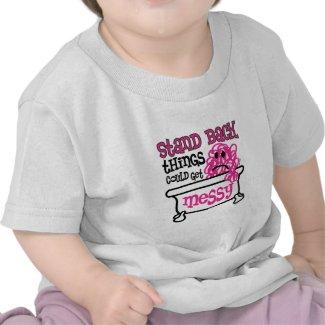 Stand Back zazzle_shirt