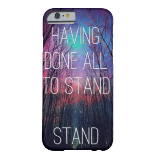 Stand Barely There iPhone 6 Case