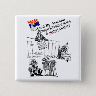 Stand By Arizona Button