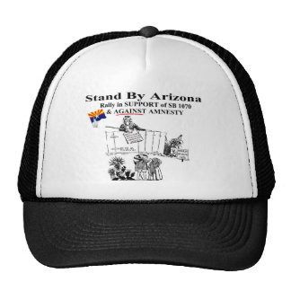 Stand By Arizona Mesh Hats