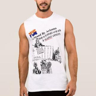 Stand By Arizona Sleeveless Shirt