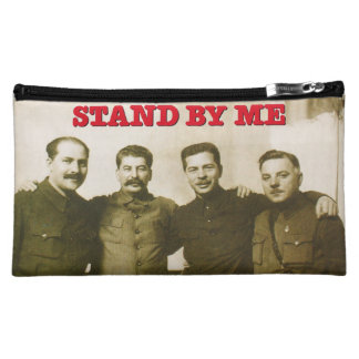 Stand by Your Comrades Makeup Bag