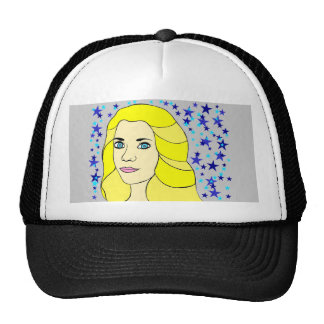 Stand by your man/ Nikki Soars Trucker Hat