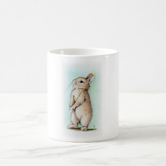 Stand Classic White Coffee Mug