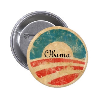 Stand For Change, Obama Pinback Button