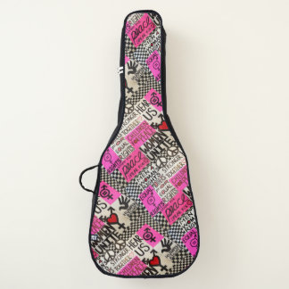 STAND for Equal Rights, Guitar case. Guitar Case