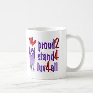 Stand For Love Mug