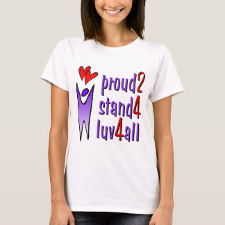Stand For Love T-Shirt