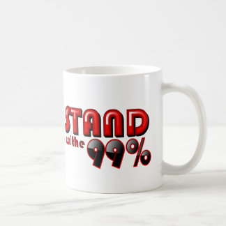 Stand for the 99% coffee mug