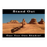 Stand Out-1 Post Card
