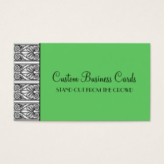 Stand Out Business Card