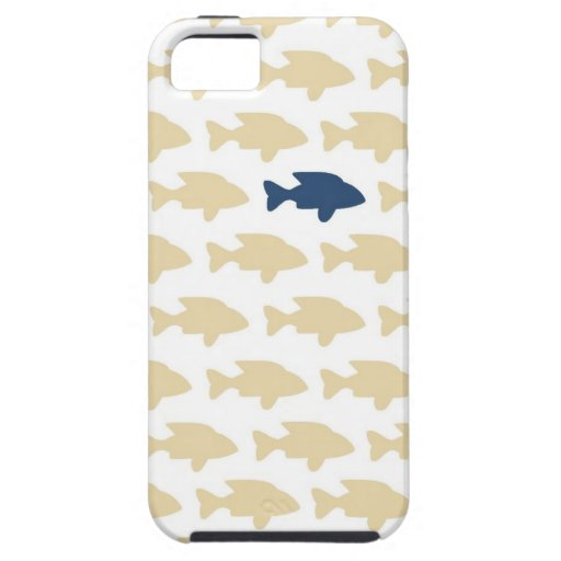 Stand Out: Fish Case iPhone 5 Covers
