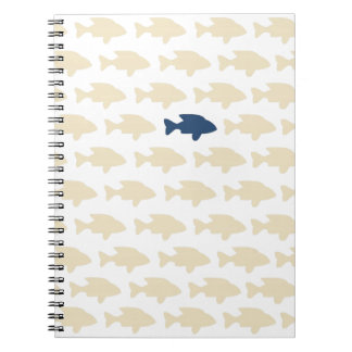 Stand Out: Fish Notebook