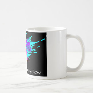 stand out, fit in, be heard - the Musical Coffee Mug