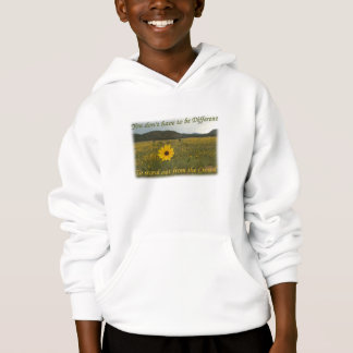 Stand Out from the Crowd Hoodie