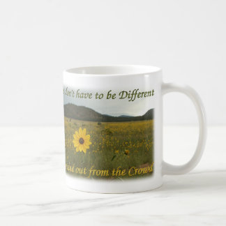 Stand Out from the Crowd Coffee Mugs