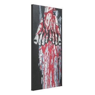 """Stand"" Premium Canvas Print"