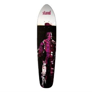 Stand Skateboard Decks