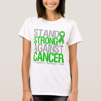 Stand Strong Against Bile Duct Cancer T-Shirt