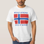 Stand Strong Norway t-shirt